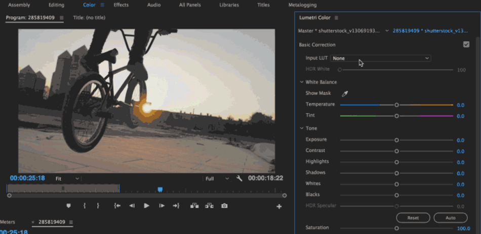 Adobe Premiere Pro Luts For Every Camera