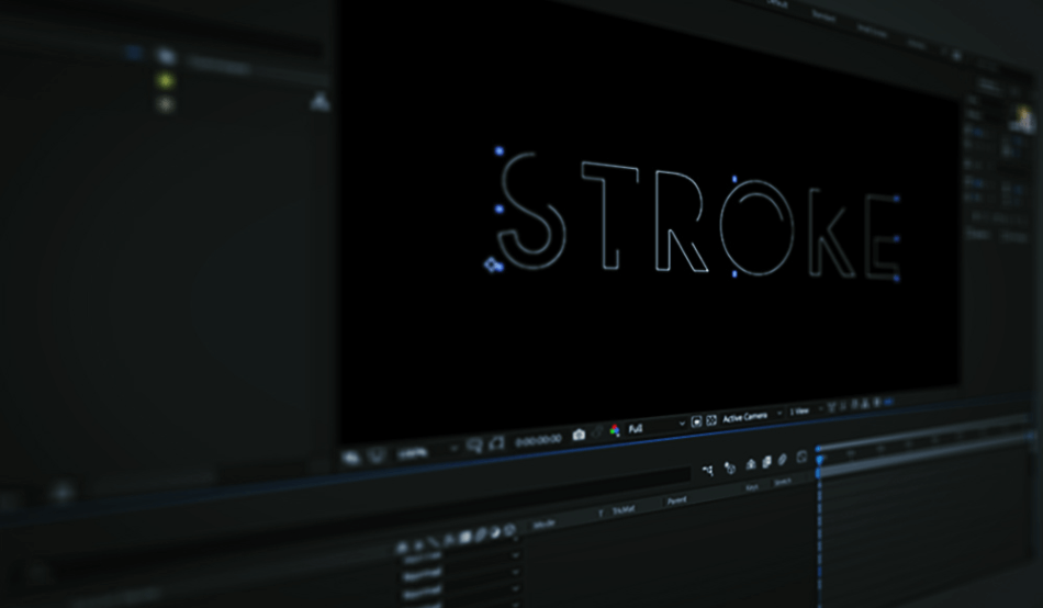 After Effects Text Graphics