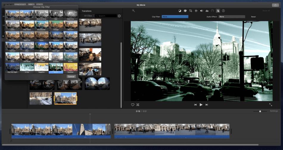 Filmora Workflow