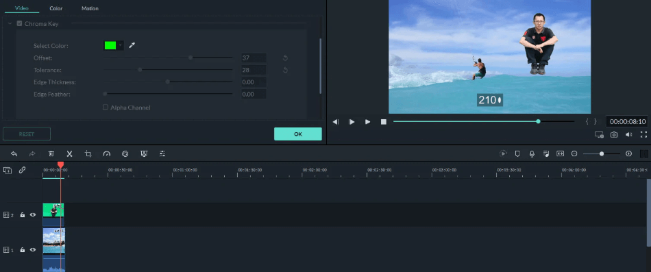 Filmora Usage