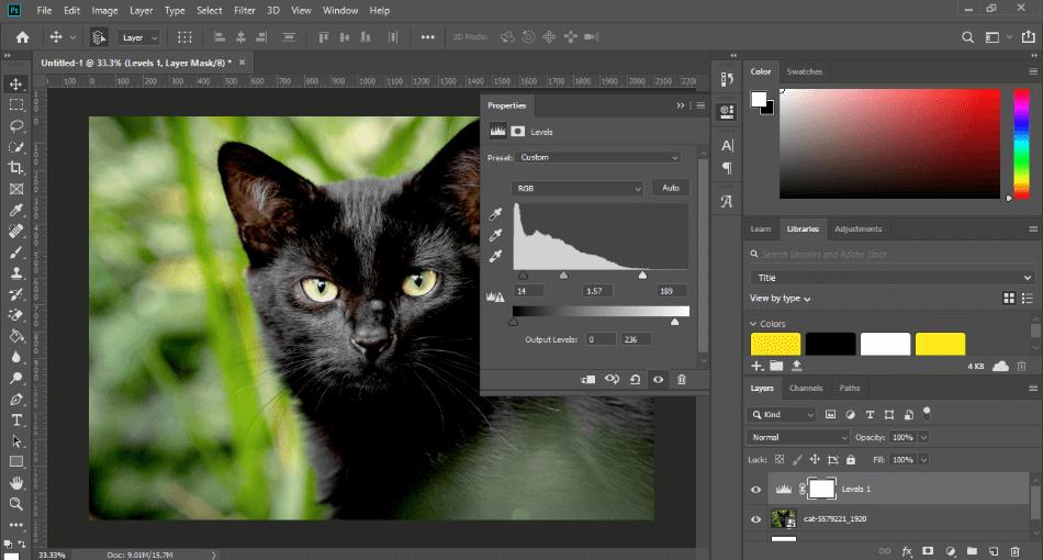 Adobe Photoshop Effects