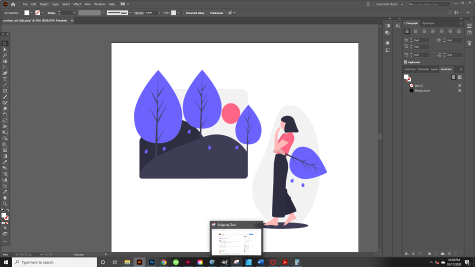 Adobe Illustrator Features