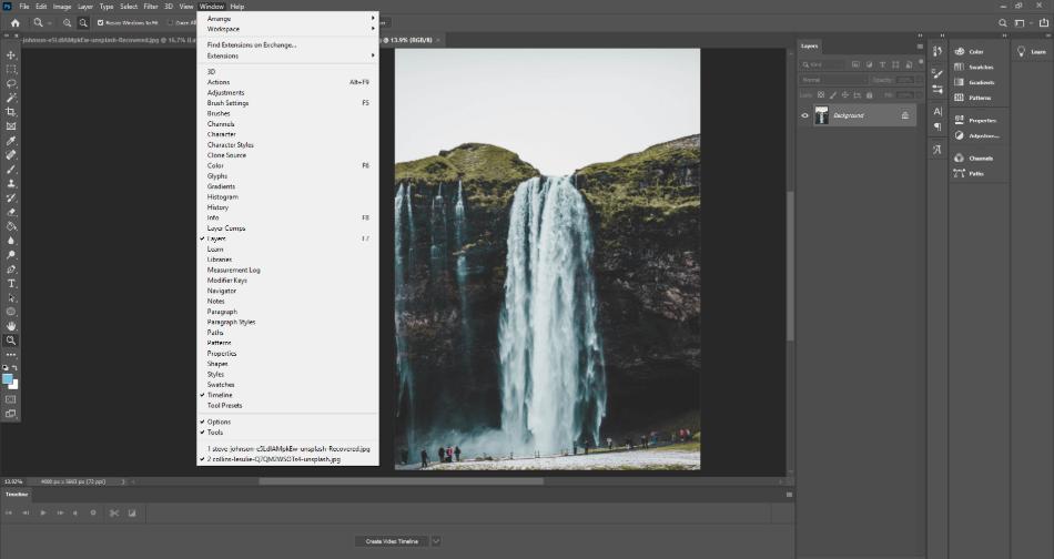 Adobe Photoshop Windows