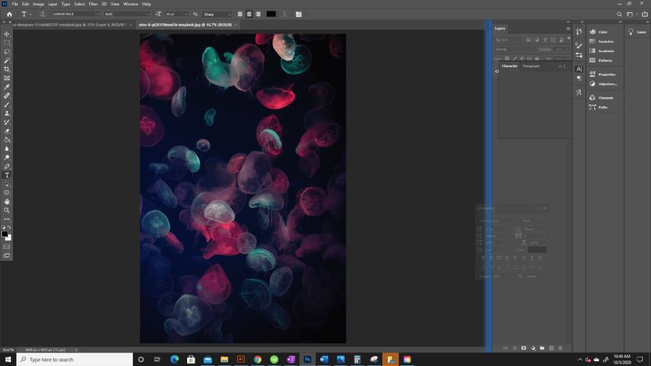 Adobe Photoshop Workflow