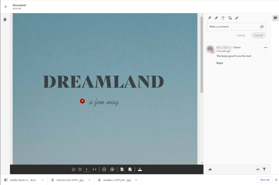 Adobe InDesign Collaborate