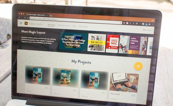 Adobe Spark vs Canva Head to Head Comparison 2021