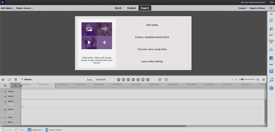 Adobe Premiere Elements Review export images