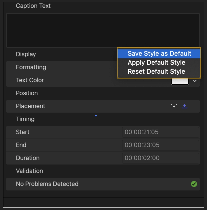 How to Add Text in Final Cut Pro 25