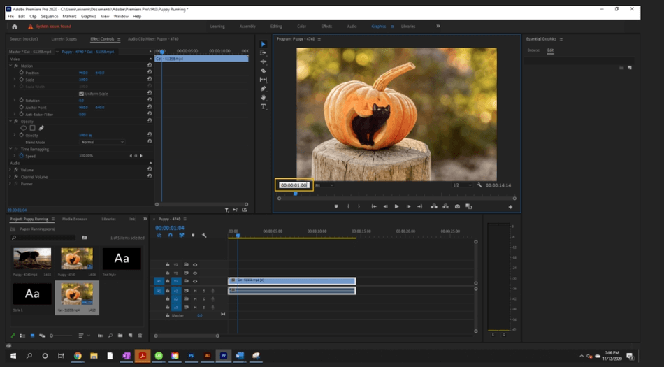 How to Create a Zoom In Effect in Adobe Premiere Pro 10