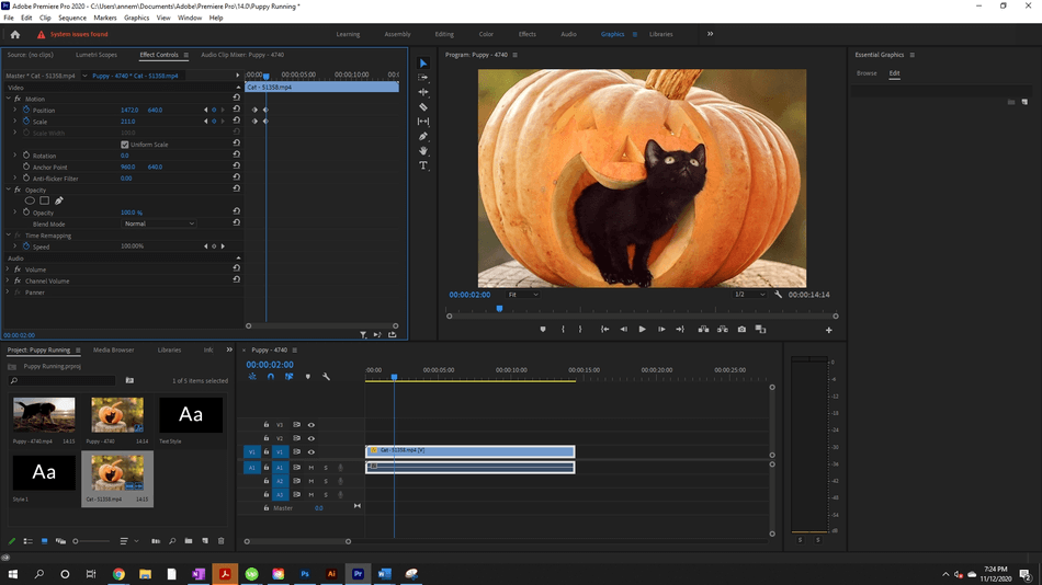 How to Create a Zoom In Effect in Adobe Premiere Pro 18