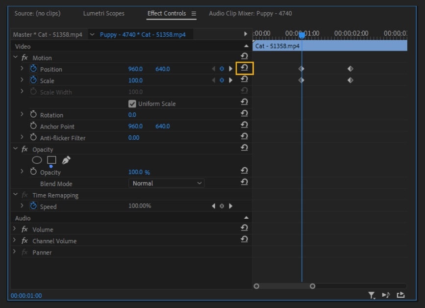 How to Create a Zoom In Effect in Adobe Premiere Pro 26