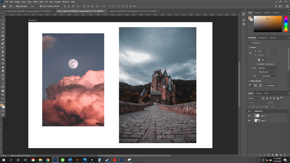 How to Crop in Photoshop 25