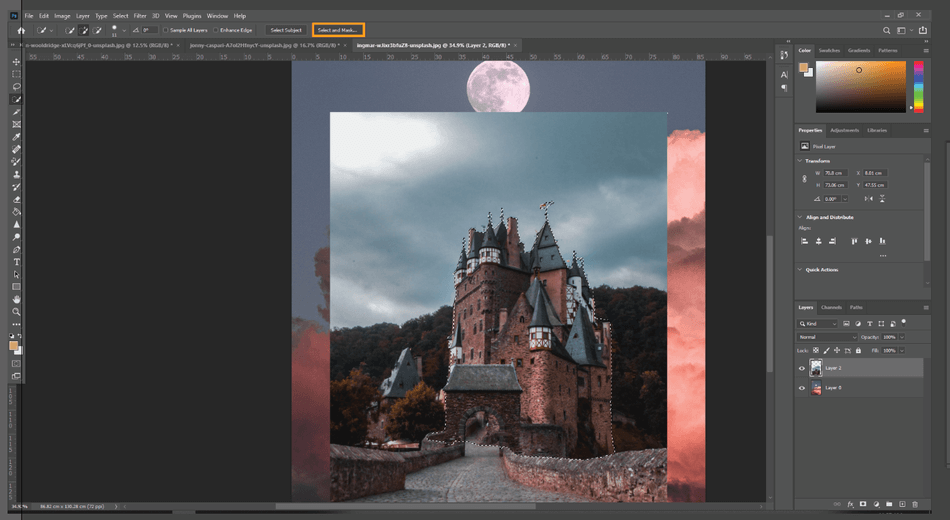 How to Crop in Photoshop 27