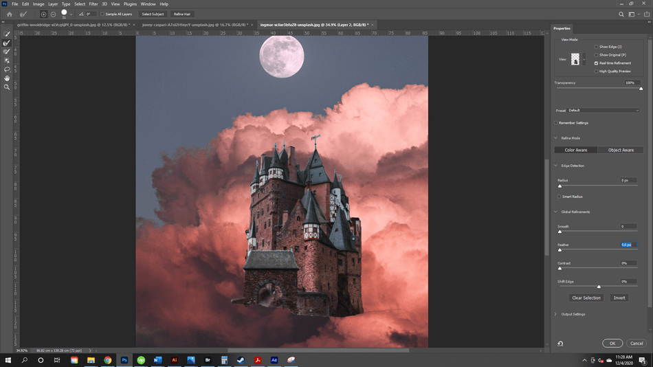 How to Crop in Photoshop 28