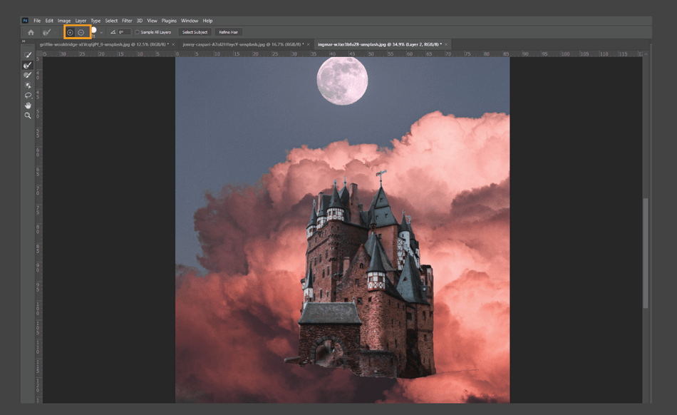 How to Crop in Photoshop 29