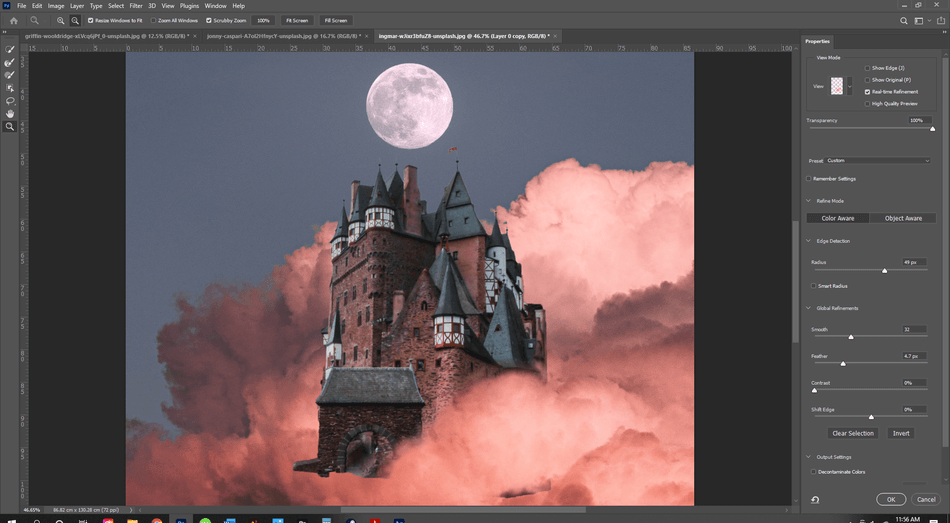 How to Crop in Photoshop 38