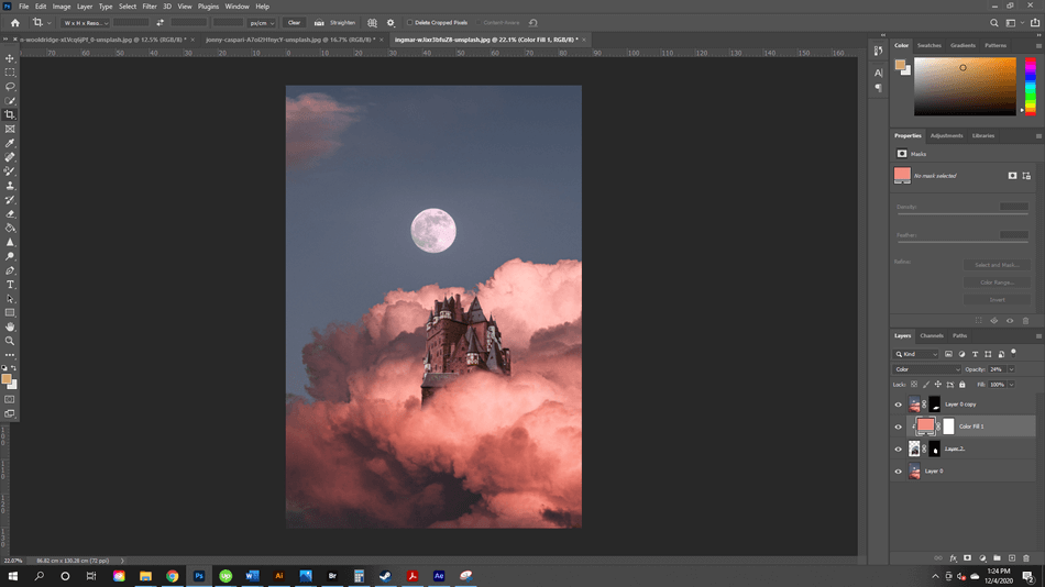 How to Crop in Photoshop 41