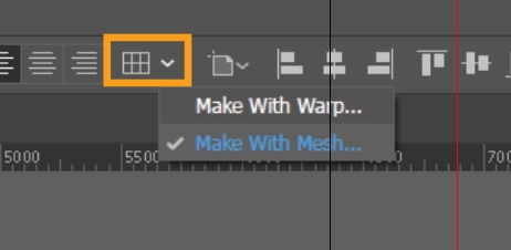 How to Curve Text in Illustrator 13