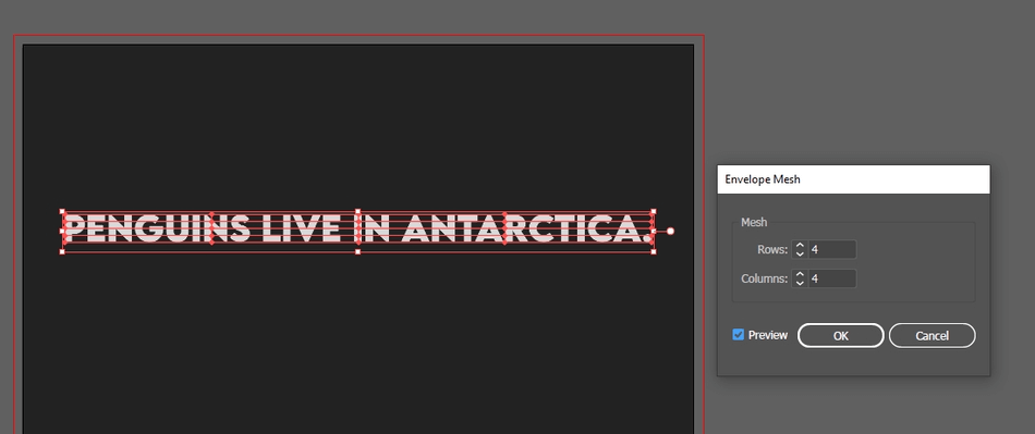 How to Curve Text in Illustrator 15
