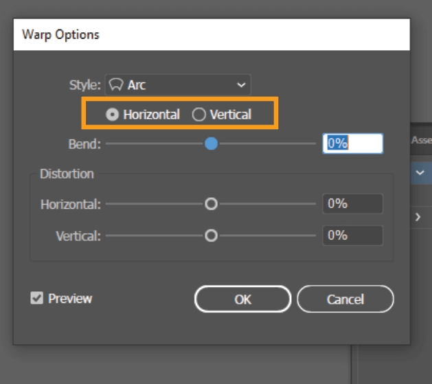 How to Curve Text in Illustrator 7