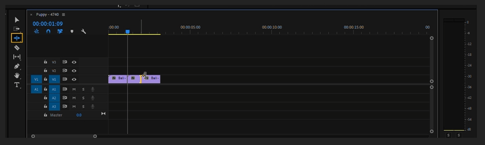 How to Cut a Clip in Adobe Premiere Pro 13
