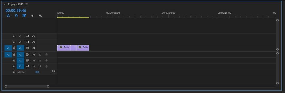 How to Cut a Clip in Adobe Premiere Pro 14