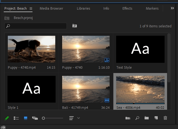 How to Cut a Clip in Adobe Premiere Pro 16