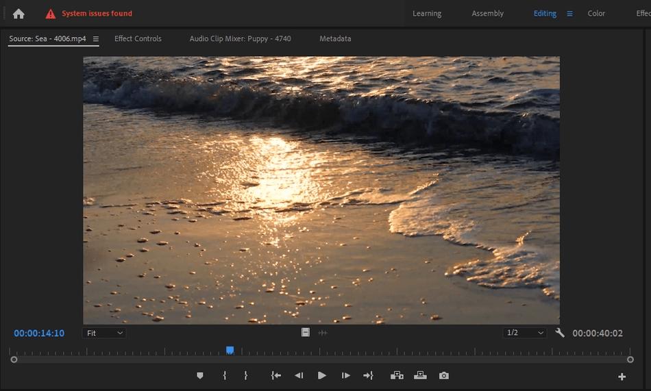 How to Cut a Clip in Adobe Premiere Pro 17
