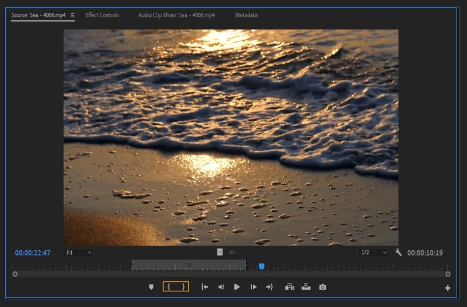 How to Cut a Clip in Adobe Premiere Pro 18