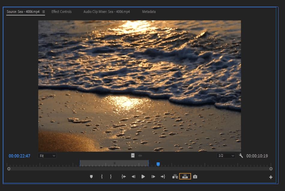 How to Cut a Clip in Adobe Premiere Pro 19