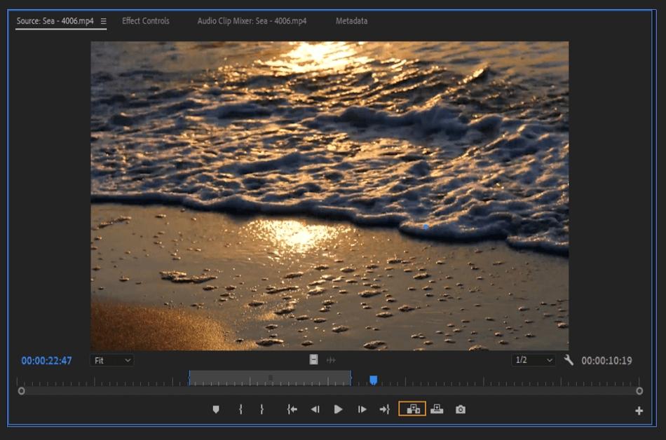 How to Cut a Clip in Adobe Premiere Pro 20