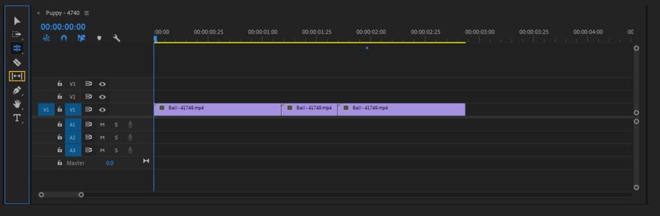 How to Cut a Clip in Adobe Premiere Pro 21