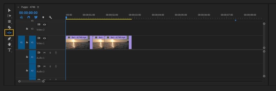 How to Cut a Clip in Adobe Premiere Pro 23