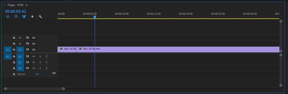 How to Cut a Clip in Adobe Premiere Pro 5