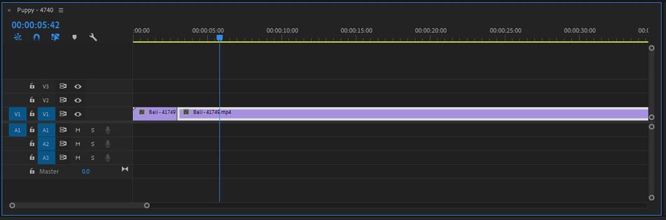 How to Cut a Clip in Adobe Premiere Pro 6