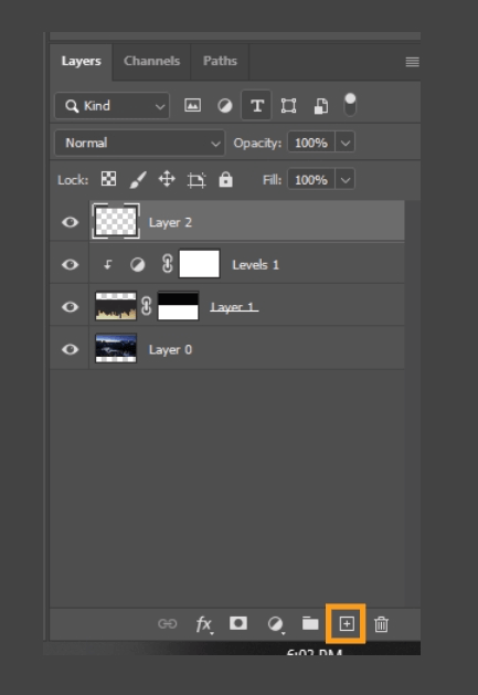 How to Flip an Image in Photoshop 20