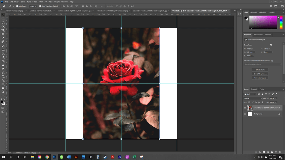 How to Flip an Image in Photoshop 30