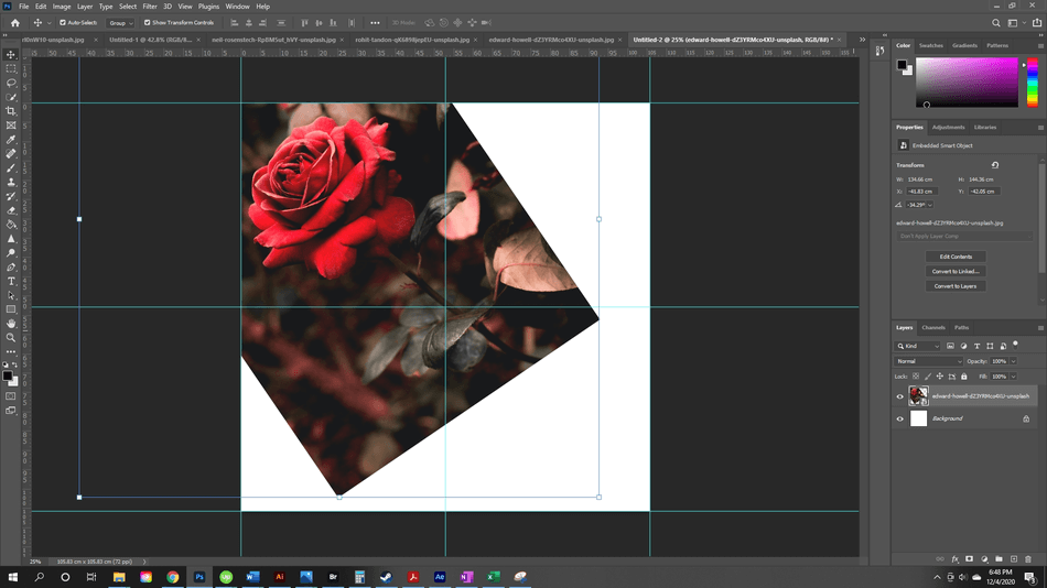 How to Flip an Image in Photoshop 31