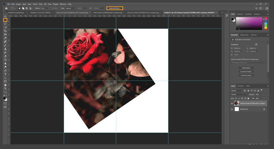 How to Flip an Image in Photoshop 32