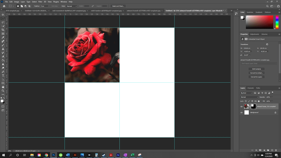 How to Flip an Image in Photoshop 33