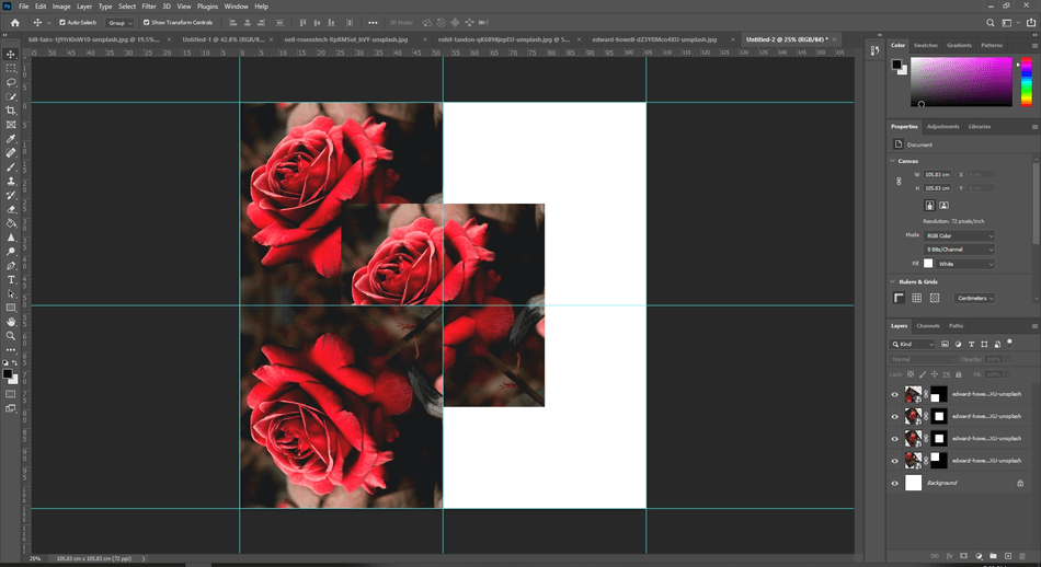 How to Flip an Image in Photoshop 35