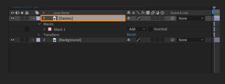 How to Mask in Adobe After Effects 13