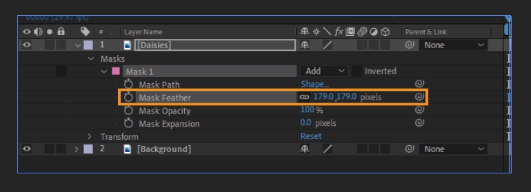 How to Mask in Adobe After Effects 25