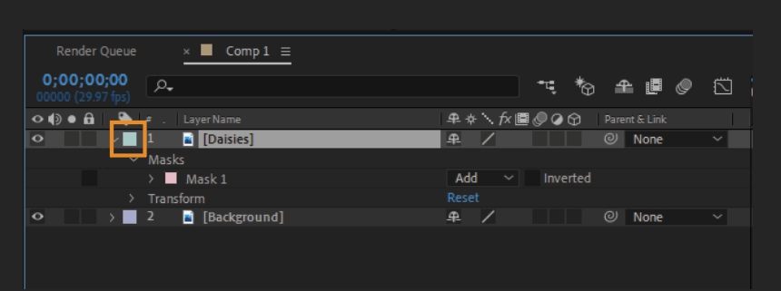How to Mask in Adobe After Effects 30