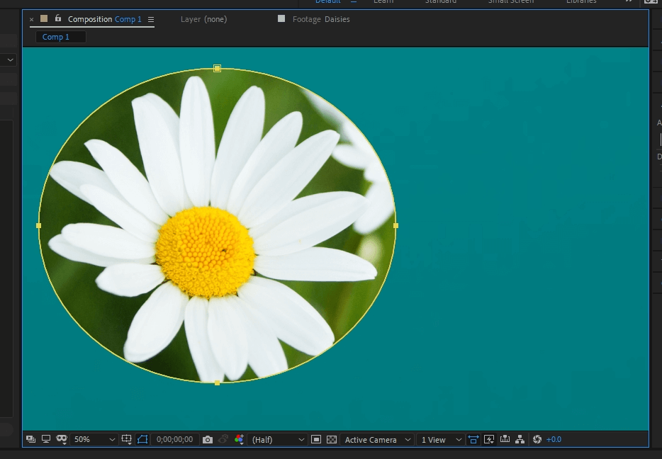 How to Mask in Adobe After Effects 4