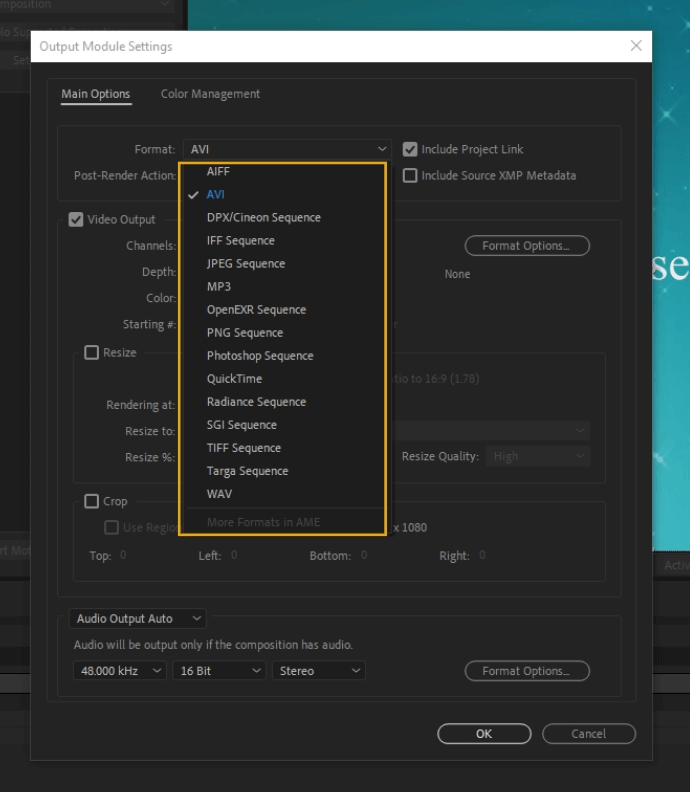 How to Render Export in Adobe After Effects 27