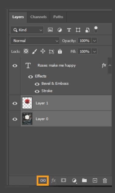 How to Resize a Layer in Photoshop 41
