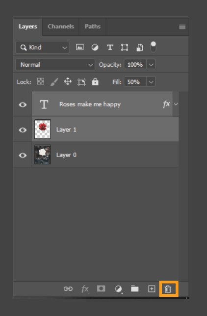 How to Resize a Layer in Photoshop 50