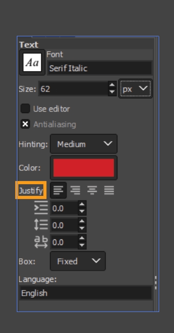How to add fonts to GIMP 23