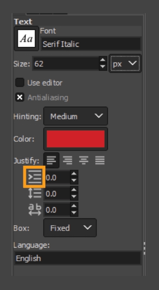 How to add fonts to GIMP 24